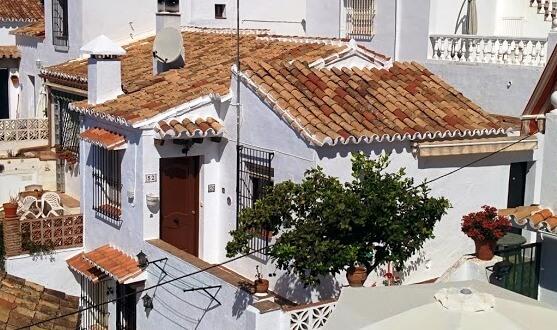 Vistas desde la Terraza de Casa El Limonero